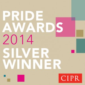 CIPR Pride Awards 2014