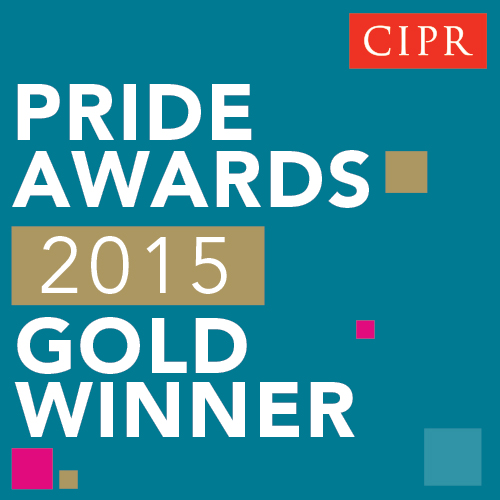 CIPR Pride Awards 2015