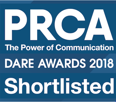 PRCA Dare Awards 2018