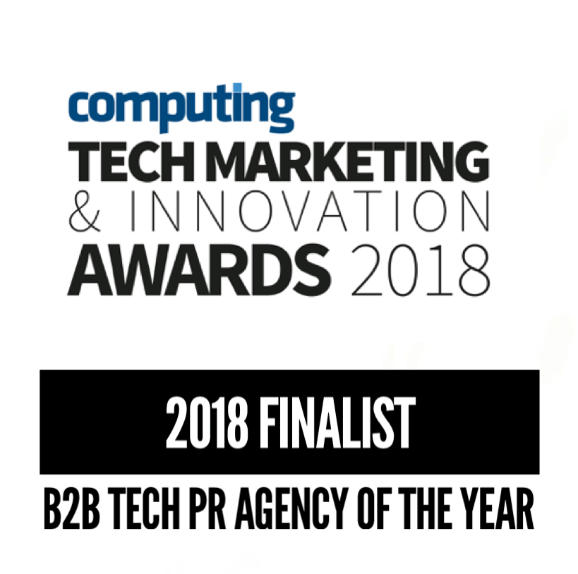 Computing Tech Marketing Awards 2018